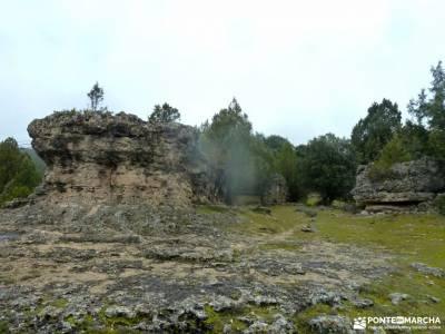 Ciudad Encantada de Tamajón; Almiruete;Retiendas;senderismo ropa excursion ruta del cares sierras d